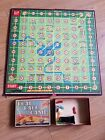 Vintage Fairylite Road Race Board Game Snakes & Ladders. Complete