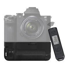 UK Mcoplus A7II Pro 2.4G Wireless Control Battery Grip For Sony A7RII as VG-C2EM