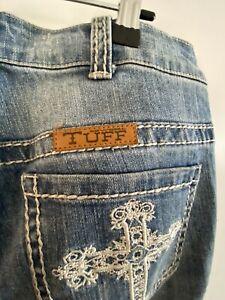 Women's Cowgirl Tuff Jeans W:27 L:35