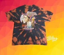 Harley Davidsom Voodoo New Orleans Black Girl Magic T Shirt XL Bleach Dye