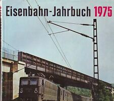 Eisenbahn-Jahrbuch 1975.DDR.Reichsbahn.transpress.TOP