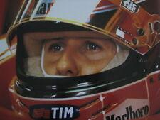 Poster Marlboro Ferrari F2000 2000 #3 Michael Schumacher (GER) Eyes