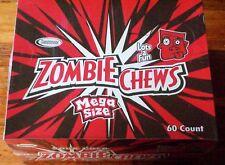 Sour Cola Zombie Chews Mega Size Box