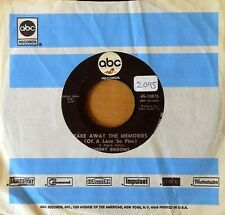 NORTHERN SOUL - SHERRY GROOMS - TAKE AWAY THE MEMORIES - ABC 45