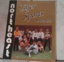 NORTHEAST MISSISSIPPI COMMUNITY COLLEGE,TIGER SPORTS 1992-1993 YEARBOOK