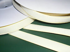 Klettband, Haken- und Flauschband, Selbstklebend, 20mm breit in weiß