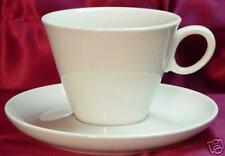 Franciscan White Cloud Nine Cup & Saucer - Vintage
