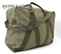 German Army Holdall Large Kit Bag Genuine Military Issue Olive Drab Flight Bag