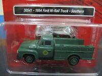 Ho scale 1/87 Classic Metal Works 1954 Ford Hi-Rail Utility Truck Southern CMW