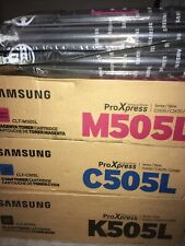 Samsung 505L Toner Cartridges