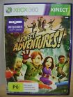 Kinect Adventures..XBOX 360 Game