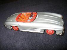 Vintage Bandai Japan Mercedes Friction Car
