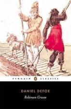 Robinson Crusoe by Daniel Defoe (Paperback, 2003) Brand New