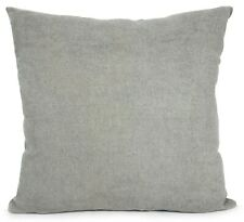 Cushions Plain Soft Chenille Cushions + Covers or Covers 10 vibrant Colors