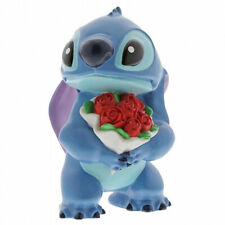 Disney Showcase Collection Stitch Flowers Figurine 6002186