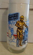 1980 C3PO STAR WARS EMPIRE STRIKES BACK GLASS  **NEVER USED!!**