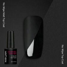 144 Colors Nail Gel Polish Soak Off UV Glitter Base Top Coat Varnish Full Range