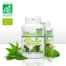 ORTIE BIO - DETOX - 400 mg - 200 comprimés - X2