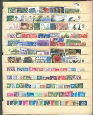 s2982 Stamp Accumulation Uk Gb Great Britain