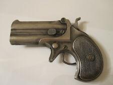 Vintage 1978 Bergamot Brass Works F-156 Derringer Gun Pistol Belt Buckle