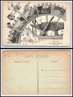 FRANCE Postcard - Souvenir de Rimaucourt CA