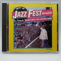 Best of Jazz Fest 1988 CD Live From New Orleans rare out of print OOP