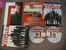 Walkyrie de Bryan Singer avec Tom Cruise, collector 2DVD, Thriller