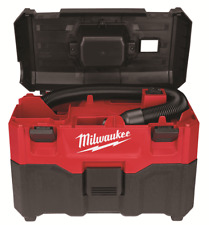 Milwaukee M18 WET & DRY VACUUM CLEANER M18WDV-0 421mm 7.5L On-Board Storage