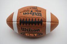 Wilson Gst F1003 Ex Leather Football Ncaa Nfhs Exclusive 1005 Pattern New Unused