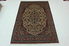 Sherkat ROSES bidjari très fine PERSAN TAPIS tapis d'Orient 3,52 x 2,22