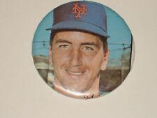 ROB GARDNER NY METS EARLY 1970'S RARE VINTAGE ISSUE PIN BASEBALL