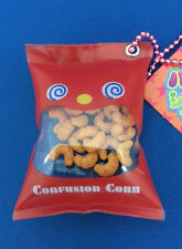 "Fake-food Strap Japanese Snacks""Confusion Corn"" Non squishy"