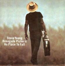 Steve Young(2CD Album)Renegade Picker & No Place To Fall-Camden Deluxe-