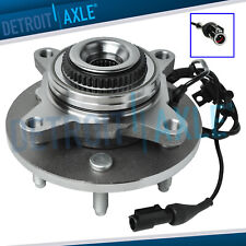 Front Wheel Bearing Amp Hub Assembly For 2004 2005 Ford F 150 4x4 6 Lug