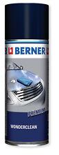 Wonderclean Premium Line BERNER Universal Reiniger Lack Auto Motorrad Politur 1a