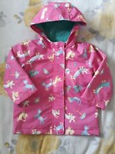 Stunning Joules Girls Right as Rain Coat Age 2/3 Years