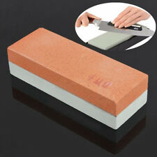 Double-Sided Knife Grit Sharpener Water Stone Whetstone Sharpening Tool Filmy
