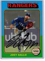 Joey Gallo 2019 Topps Archives 5x7 Gold #129 /10 Rangers