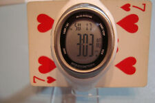 New Balance N4 Heart Rate Monitor Watch for Women White Training Fitness