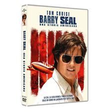 Barry Seal - Una Storia Americana  Dvd Nuovo