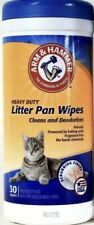 Arm And Hammer Litter Pan Wipes 30 Sheet
