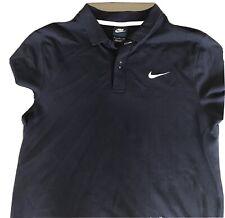 Mens Nike Polo Shirt Medium