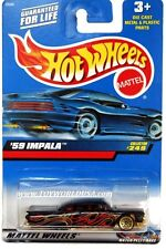 2000 Hot Wheels #249 1959 Chevy Impala '00 crd