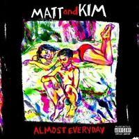 Matt & Kim - Almost Everyday [New Vinyl] Explicit, Red, Colored Vinyl