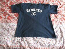 New York Yankees Logo T-Shirt xs/xl youth