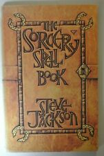 Book. The Sorcery Spell Book by Steve Jackson. Published in 1983 by Penguin.