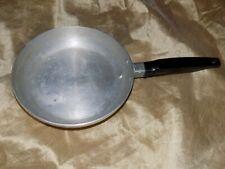 Small vintage aluminium frying pan