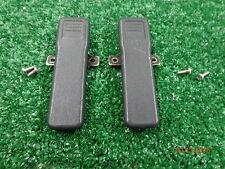 Kenwood Tk280 Tk380 Tk480 Tk270 Tk290 Vhf Uhf Radio Oem Belt Clip Lot 2 C