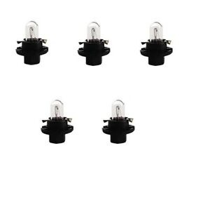 BMW Instrument Panel Cluster Bulb 1.2 W 12 V 5 pcs 62131383311