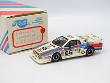 Record Kit Montato Resina 1/43 - Lancia Beta Martini Le Mans 1981 No.66